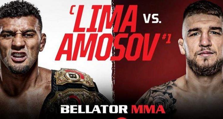 Bet on Bellator 260 Douglas Lima Vs Yaroslav Amasov