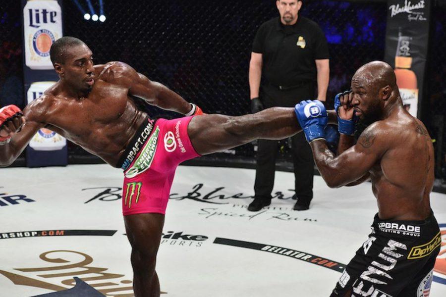 Bet on Bellator 266 Phil Davis Vs Yoel Romero   Best Bellator UK MMA Sites