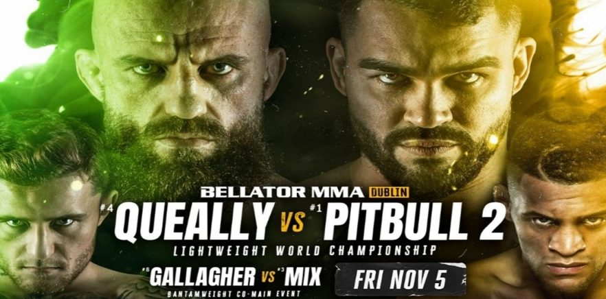 Bet on Bellator Dublin | Bellator MMA Best Betting Sites | Bet on Fights