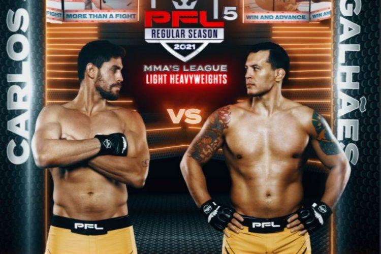 Bet on PFL 5 Carlos Jr Vs Magalhes MMA Fight