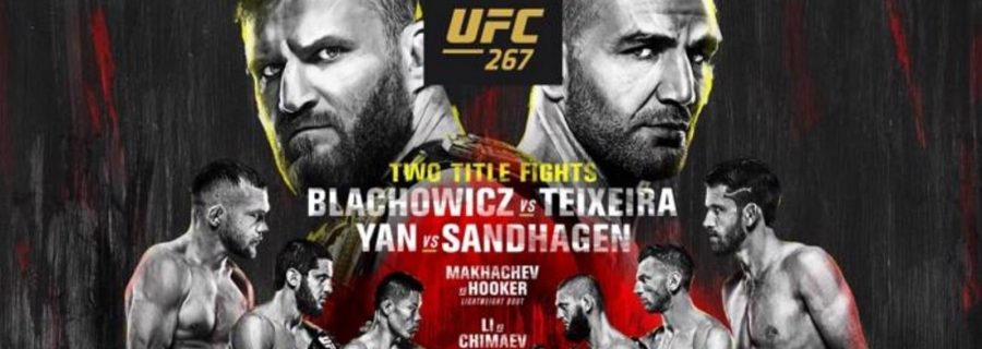 Bet on UFC 267 | Best UFC Betting Sites | Bet on UFC Fights
