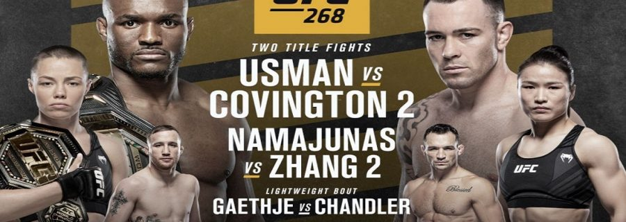 Bet on UFC 268 Usman Vs Covington 2 | Best UFC UK Betting Sites | Bet on MMA