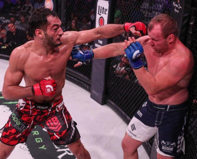 Bet on Bellator 264 Mousasi vs Salter Bellator MMA Best Betting Sites