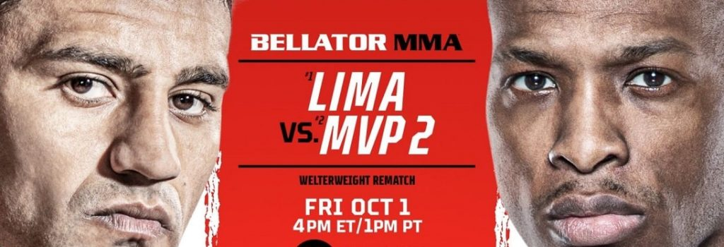 Bet on Bellator London Lima Vs MVP 2 Bet Bellator Betting Sites
