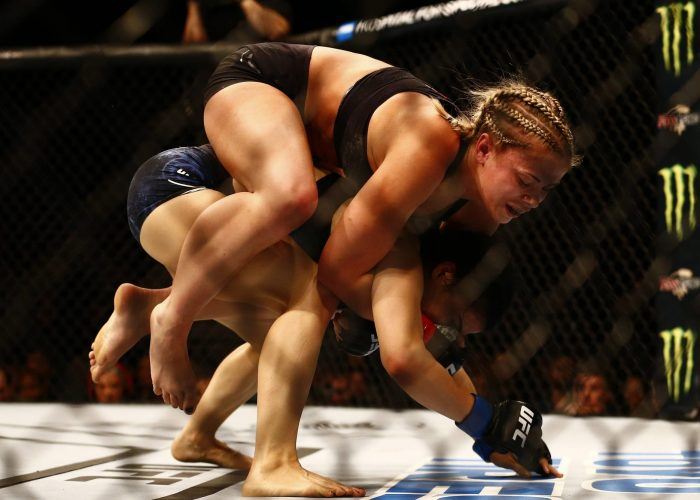 Bet on Paige VanZant Bare Knuckle FC 19 Boxing Fight