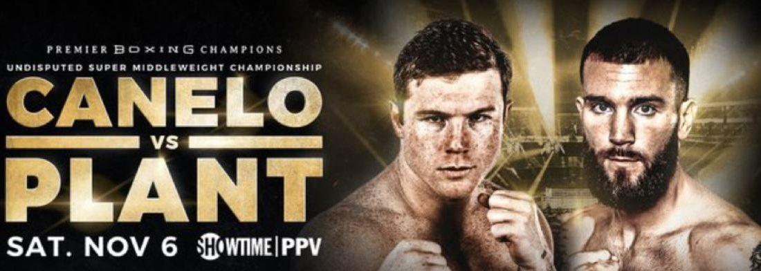 Bet on Canelo Alvarez Vs Caleb Plant Championship Boxing Fight | Best UK Boxing Betting Sites