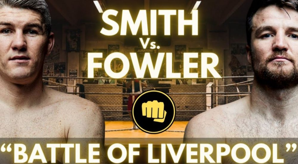 Bet on Smith Vs Fowler Boxing Fight   Battle of Liverpool   Bet on Boxing Fights