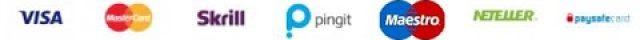 Betfred UK Betting Accepts Pingit Paypal Neteller UK deposits & withdrawals