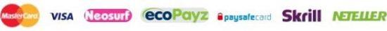 Betinia Irish Betting Accepts Neteller, Neosurf, EcoPayz, Paysafecard