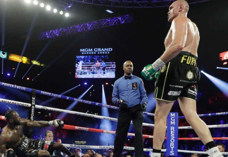 Bet on Tyson Fury Vs Deontay Wilder 4 Boxing Betting Bonuses UK & Canada